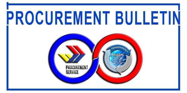 Procurement Bulletin